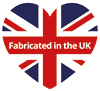 Fabricated in the UK