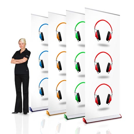 Exhibition Stand Suppliers : Portable displays outdoor displays exhibition stands