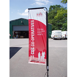 Feather Banner [CDS Coops]
