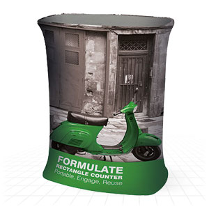 Formulate Fabric Counter (Rectangular Counter)