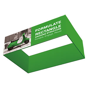 Formulate Hanging Banner (Rectangle)