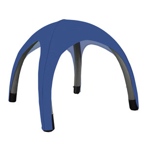 Inflatable Tent [Blue Canopy]