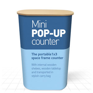 Mini Popup Counter