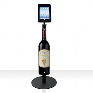 Techno Space iPad Stands [Deluxe Bottle]