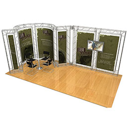 Versatile Gantry exhibition stand