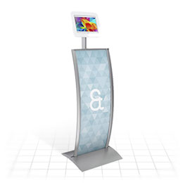 Kiosk Plus Tablet Display Stand