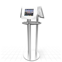 Poseur Table 2 Tablet Display Stand