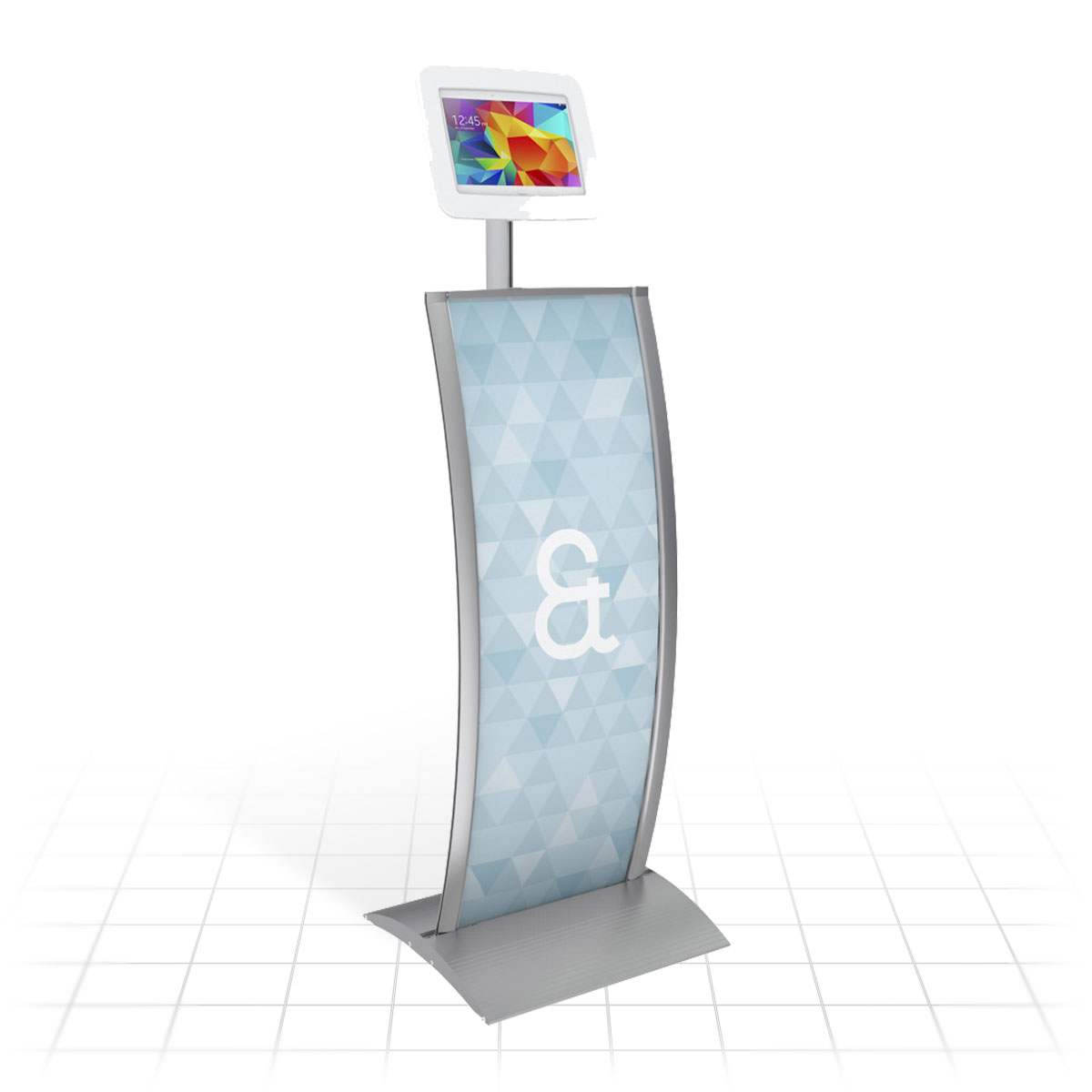 Kiosk Plus Tablet Display Stand | Tablet Display Stands
