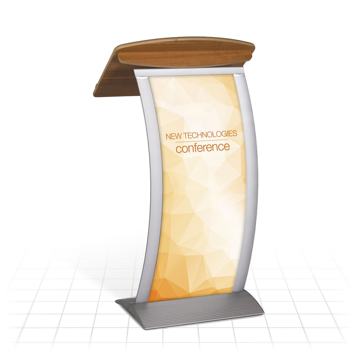 Lectern Stand Point Of Sale