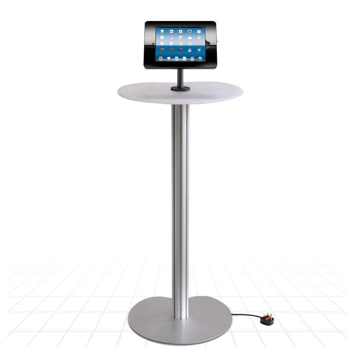 Zeus Exhibition Stand : Podium ipad display stand tablet stands