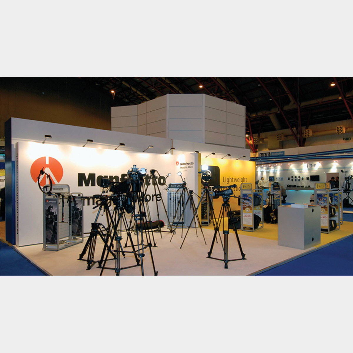 Modular Exhibition Stands Yard : T modular exhibition stands