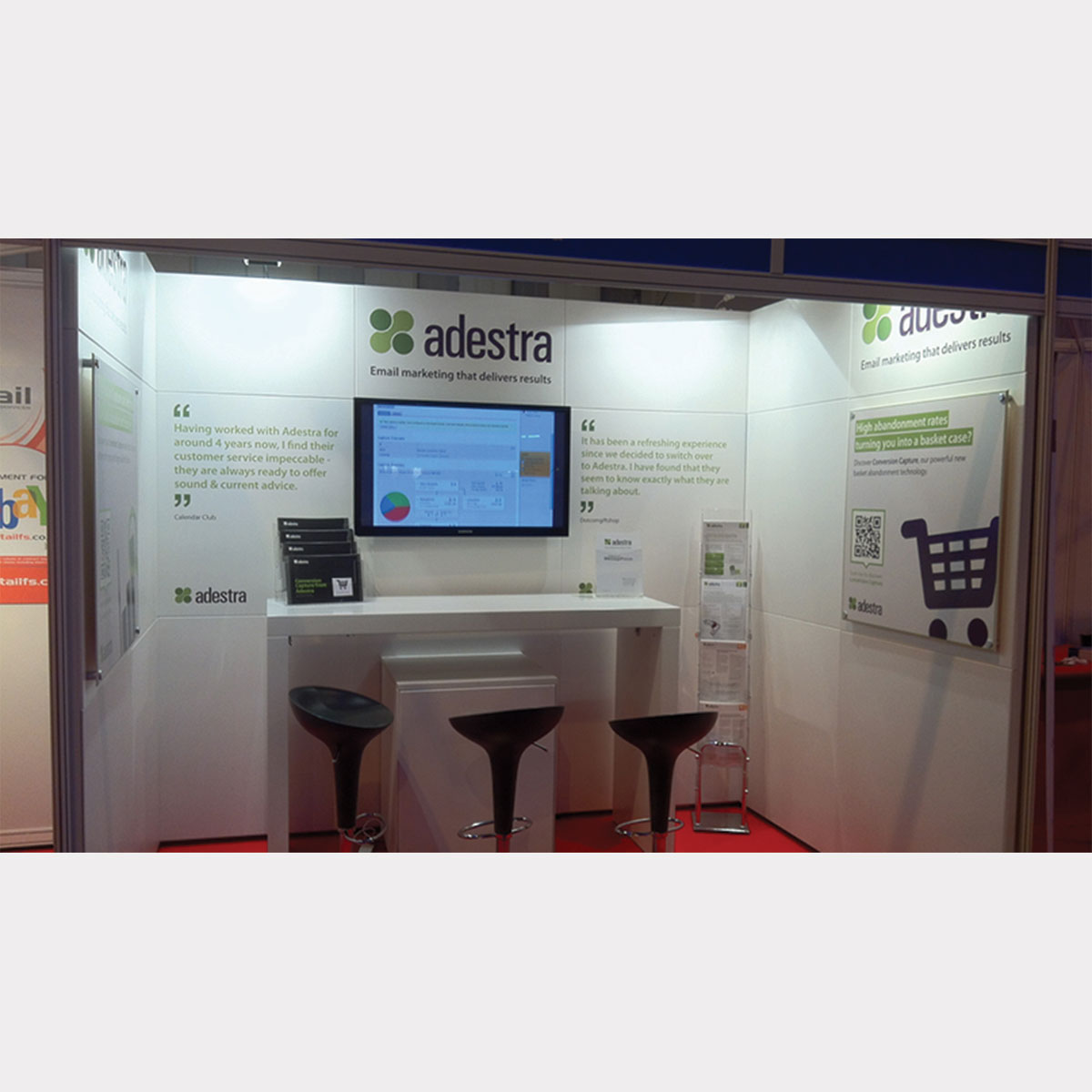 Exhibition Shell Quotes : T shell kit modular exhibition stands