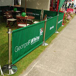 Cafe Barriers (Fabric)