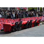 Crowd Barrier Covers [X Factor]