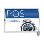 Curved LED Lightbox