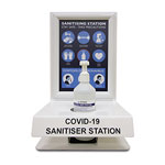 Desk / Wall Mounted Hand Sanitiser