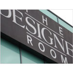 Dibond Signage [The Designer Room]