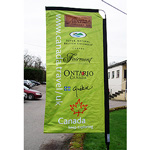 Feather Banner [Canada Travel]