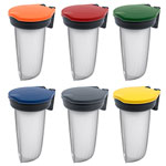 Barrier bins available in a range of colours