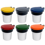 Dispensers available in a range of colours