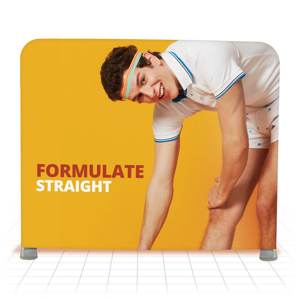 Formulate Straight Wall