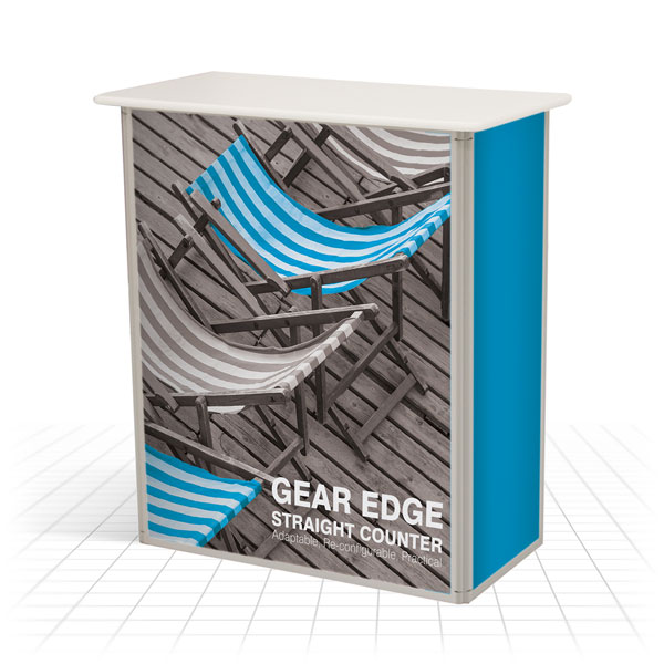 Gear Edge Counter (Straight)