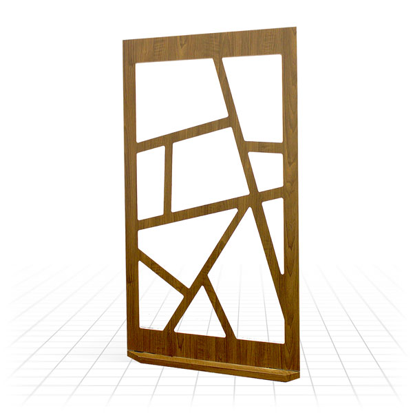 Premium Partition Screen (Lattice)