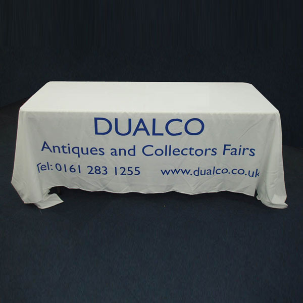 Printed Tablecloth [Dualco]