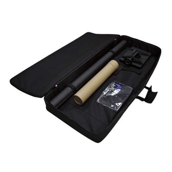 Techno Space iPad Stands [Deluxe Carry Case]